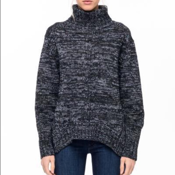 Anthropologie // John + Jenn Turtleneck Sweater